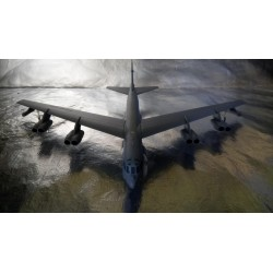 "* Herpa Wings 558440  U.S. Air Force Boeing B-52H Stratofortress, 69th BS, ""POW-MIA"""
