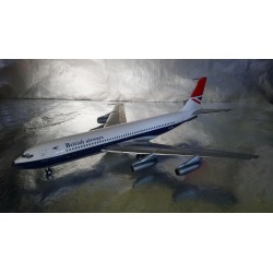 * Herpa Wings 558464  British Airways Boeing 707-400 - G-ARRA