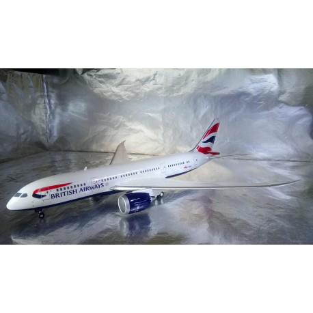 * Herpa Wings 556224  British Airways Boeing 787-8 Dreamliner