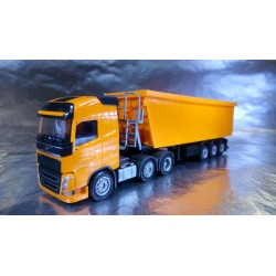 * Herpa Trucks 307215  Volvo FH Gl. 6x2 Stöffel-Liner truck semitrailer