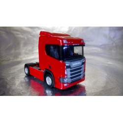 * Herpa Trucks 307659  Scania CR 20 ND rigid tractor, red