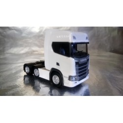 * Herpa Trucks 307543  Scania CS 20 HD 6x2 rigid tractor, white