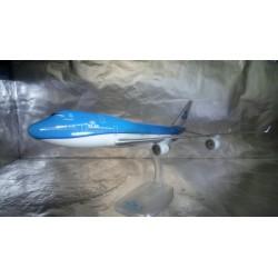 * Herpa Snapfit 611442  KLM Boeing 747-400
