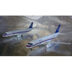 * Herpa Wings 554862  Sukhoi Superjet 100