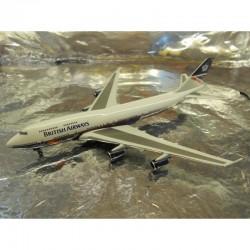 """** Herpa Wings 528030  British Airways Boeing 747-400 (Landor) Registration: G-BNLA """"City of London"""""""
