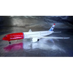 * Herpa Wings 530170 Norwegian Boeing 787-9 Dreamliner EI-LNI Greta Garbo