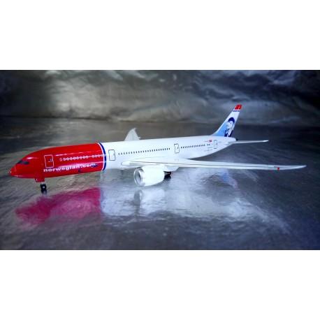 * Herpa Wings 530170 Norwegian Boeing 787-9 Dreamliner EI-LNI Greta Garbo