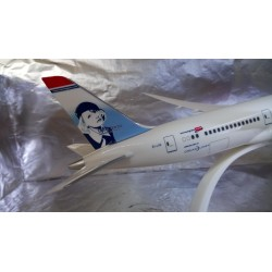"* Herpa Snap Fit 611503  Norwegian Boeing 787-9 Dreamliner - EI-LNI ""Greta Garbo"""