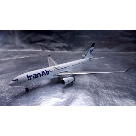 * Herpa Wings 530569 Iran Air Airbus A330-200 - EP-IJA
