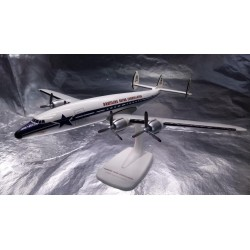 * Herpa Snapfit 610155-002 SCFA Breitling Lockheed L1049H Super Constellation