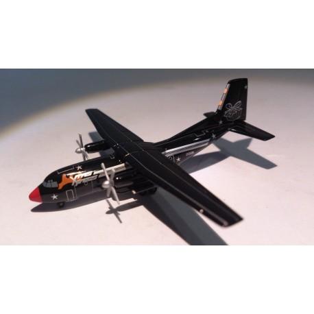 * Herpa Wings 505055  Xmas Xpress Christmas Model 2008 Transall C-160