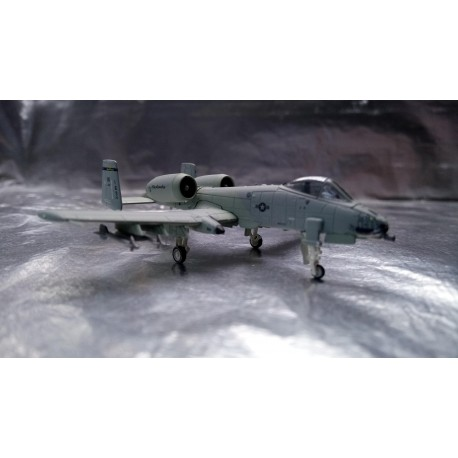 "* Herpa Wings 558433  USAF Indiana ANG Fairchild A-10C Thunderbolt II, 163rd FS ""Blacksnakes"""
