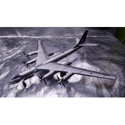 "* Herpa Wings 558204  Russian Air Force Tupolev TU-95MS ""Bear H"" - 184th Guards Heavy Bomber Air Regiment"