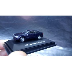 * Gaugemaster GM301 Mercedes Benz CLK Coupe 1:87 Scale HO