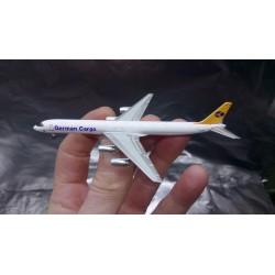 * Herpa Wings 518673  German Cargo Douglas DC-8-73F