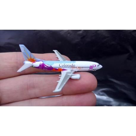 """* Herpa Wings 519151  Western Pacific Boeing 737-300 """"Colorado Springs"""""""