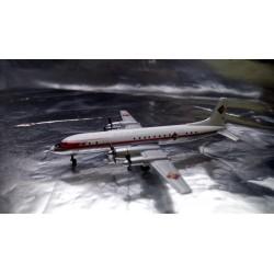 """* Herpa Wings 517966  NVA / LSK Ilyushin IL-18 """"497 Rot"""""""