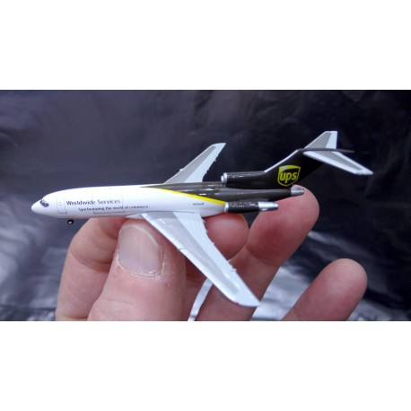 * Herpa Wings 530873  UPS Airlines Boeing 727-100C - N936UP