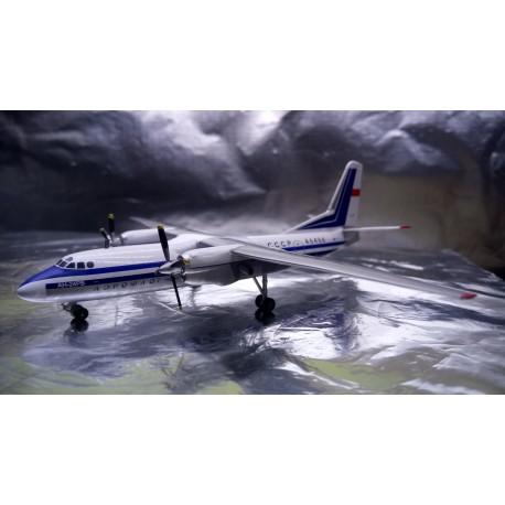 * Herpa Wings 558914  Aeroflot Antonov AN-24RV - CCCP-46466