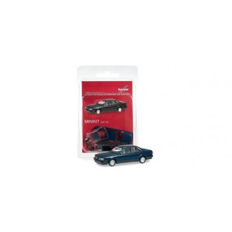 * Herpa Minikit 012775 Audi V8, steel blue