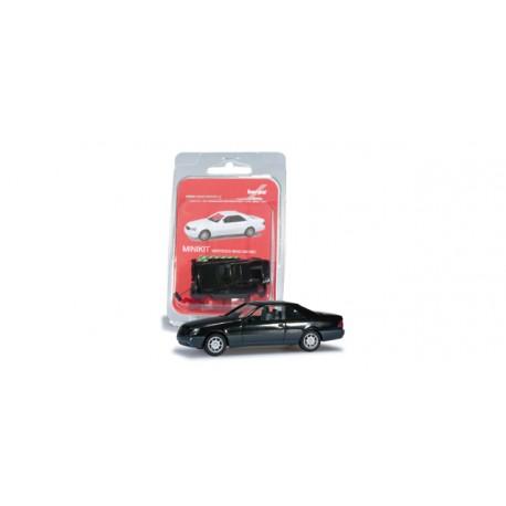 * Herpa Minikit 012676-002  Herpa Mercedes-Benz 600 SEC, black