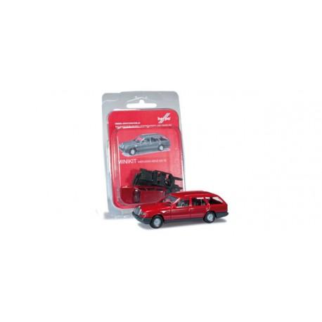 * Herpa Minikit 012706 Mercedes-Benz 300 TE, light red