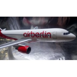 "* Herpa Snap Fit 611923  Airberlin Airbus A320 ""Last Flight"" - D-ABNW"