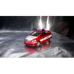 """* Herpa Cars 047753  Mercedes-Benz B-Class, """"Nuremberg fire department"""""""