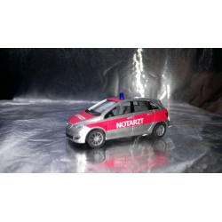 "* Herpa Cars 046985  Mercedes-Benz B-Class, ""emergency physician"""