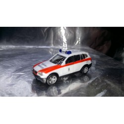 "* Herpa Cars 047760  BMW X3S™ ""Munich pediatric rescue service"""