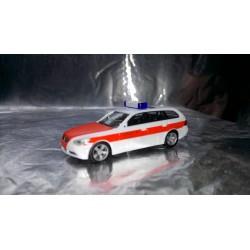 """* Herpa Cars 047470  BMW 5-series touring ™ """"Stuttgart fire department"""""""