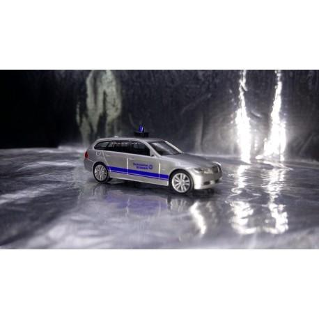 """* Herpa Cars 048064  BMW 3 touring ™ """"THW LV Berlin, Brandenburg, Saxony-Anhalt"""""""
