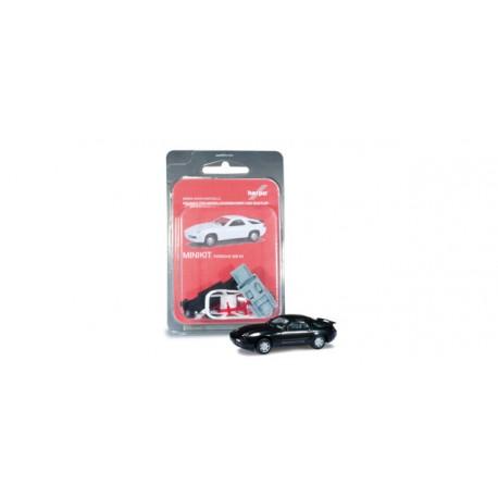 * Herpa Minikit 012669-002 Porsche 928 S4, deep black