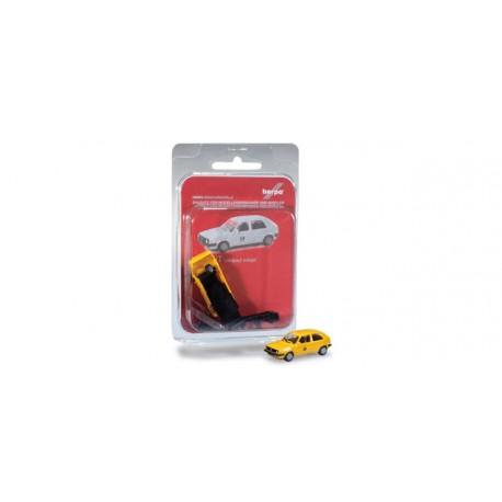 "* Herpa Minikit 012560 VW Golf II ""Post"""