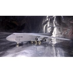 * Herpa Wings 529549  U.S. Air Force Lockheed C-5M Super Galaxy - 60th Air Mobility Wing, 22d Airlift Squadron
