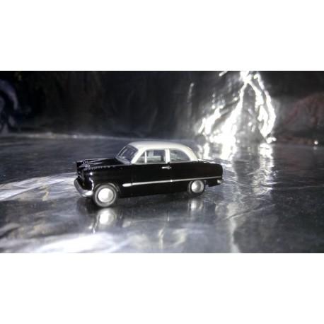 """* Herpa Cars 024686-003  Ford Taunus """"Weltkugel"""", black"""
