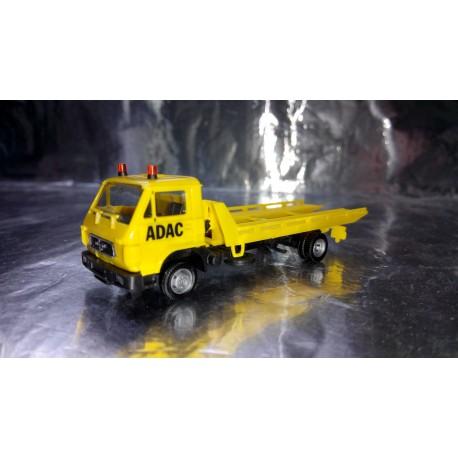 """* Herpa Trucks 094191  MAN G 90 wrecker with platform""""ADAC"""""""