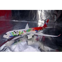 * Herpa Wings 531474 Sichuan Airlines Airbus A350-900 1:500 Metal Model