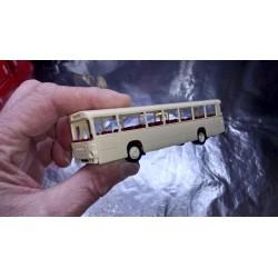 * Herpa 013246 Herpa MiniKit: MAN Büssing SÜ 210 bus, ivory 1:87 Scale HO