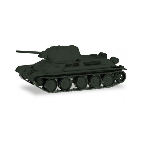* Herpa Military 745567  Tank T-34 / 76, undecorated
