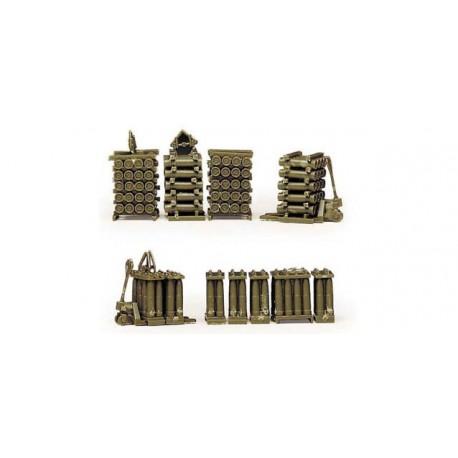 * Herpa Military 742009  Set artillery ammunition