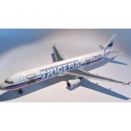 "* Herpa Wings 550680  Aero Lloyd Airbus Airbus A321 ""Trigema"""