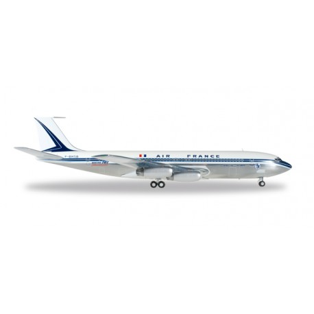 "* Herpa Wings 557245-001  Air France Boeing 707-320 ""Château de Chambord"""
