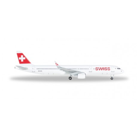 * Herpa Wings 529471  Swiss International Airlines Airbus A321