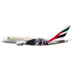 "* Herpa Wings Snapfit 611152  Emirates Airbus A380 ""Paris St. Germain"""
