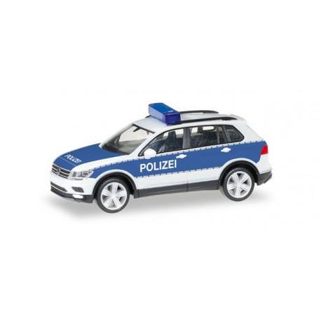 "* Herpa Cars 092623  VW Tiguan ""Polizei Brandenburg"""