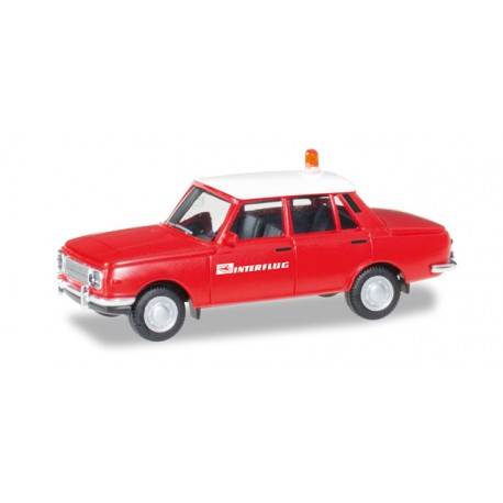 "* Herpa Cars 092678  Wartburg 353 '66 ""Interflug"