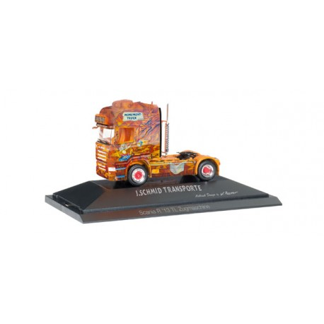 "* Herpa Trucks 110822  Scania R rigid tractor ""Herpa Monument Truck"", PC"