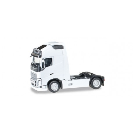 * Herpa Trucks 304047-004  Volvo FH 16 Gl. XL rigid tractorwith two head lights, white