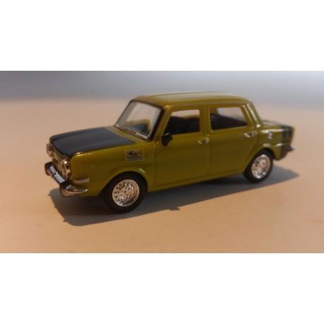 * Herpa Cars 024358  Simca Rallye II